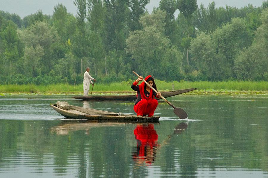 India-canoa