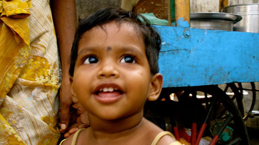 Sorriso-bambino