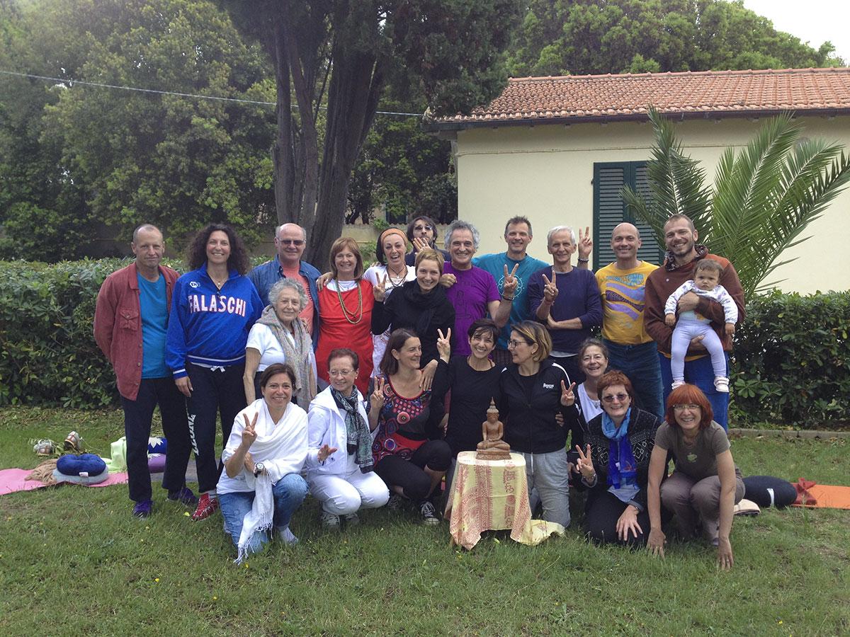 Vipassana 2015 con Carlos Fiel