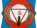 Mandala Ajna Chakraallievi