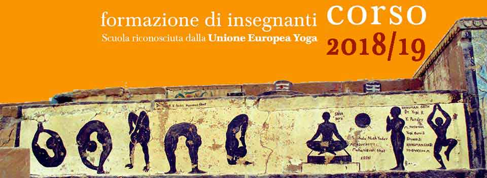 Corso Formazione Insegnanti Yoga Sadhana 2016-17